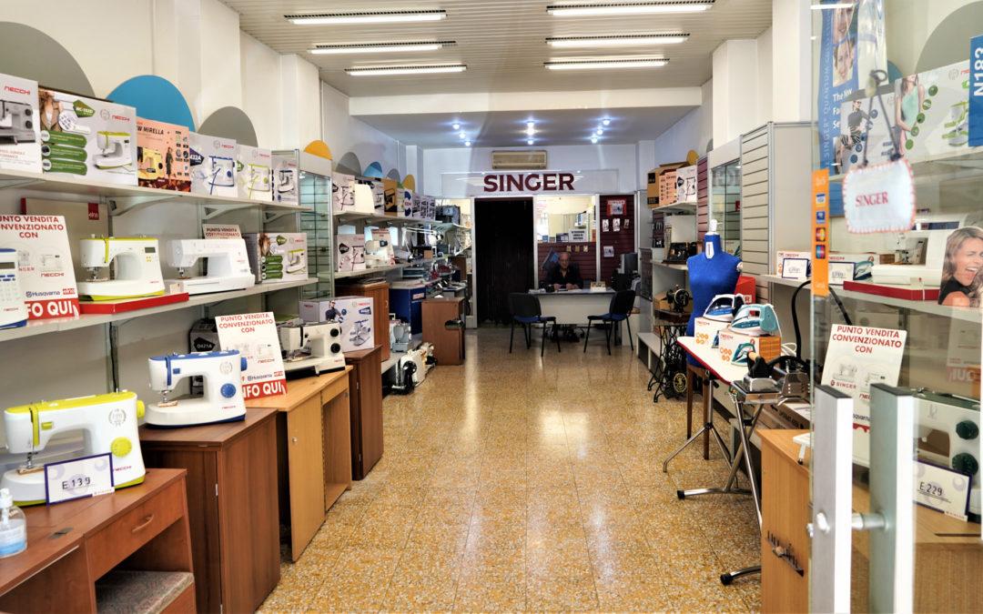 Macchine da cucire: meglio comprarle a 30€ in meno o invece da un negozio di esperti del settore che includono assistenza e formazione all'uso?