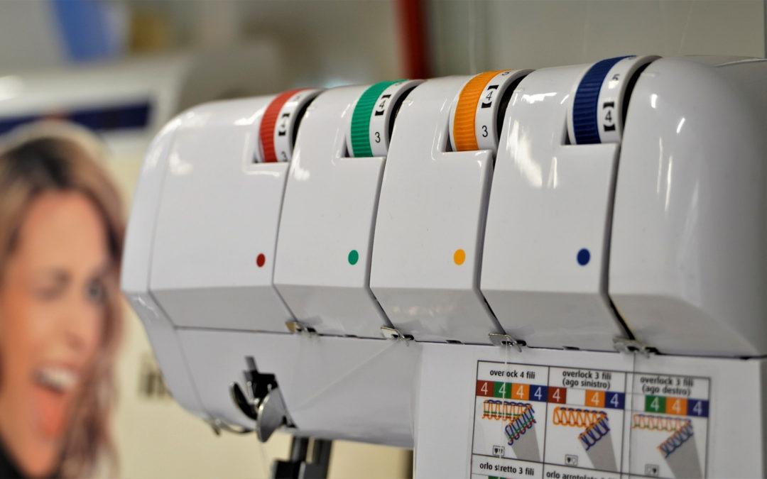 Piedini per macchina da cucire: quali scegliere?